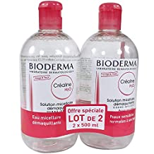 Bioderma Cr?aline H2O Micelle Solution 2 x 500ml