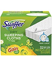 Swiffer Sweeper Dry Sweeping Pad, Multi Surface Refills For Dusters Floor Mop