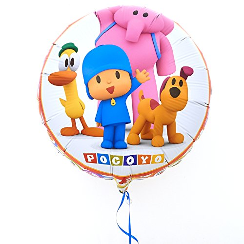 BirthdayExpress Pocoyo Party Supplies - Foil Balloon -