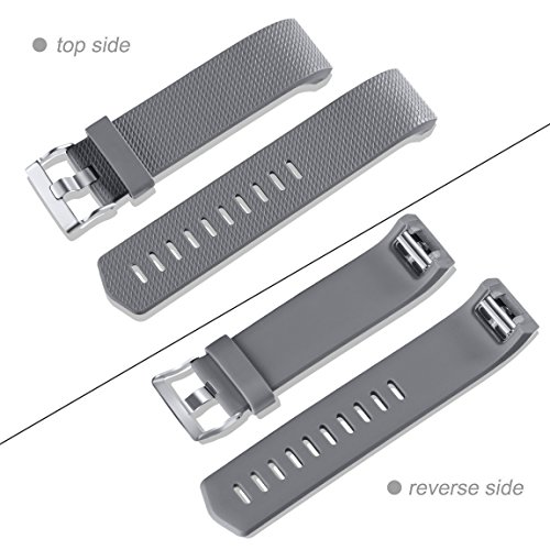 Maledan Replacement Bands for Fitbit Charge 2, 15 Pack