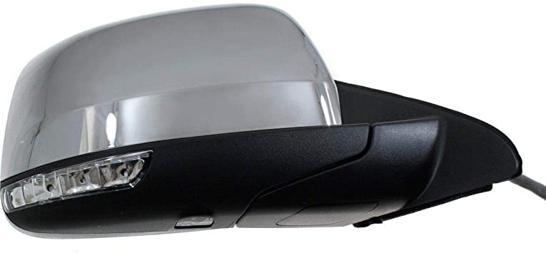 Right New Mirror Glass Heated Passenger Side RH Hand for Toyota Tundra 2007-2013