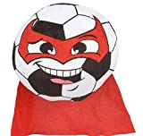 7'' SUPER HERO SOCCER, Case of 48