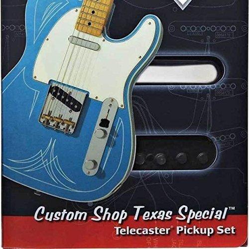 Fender Texas Special Telecaster Pickup - Pickup Specs Fender