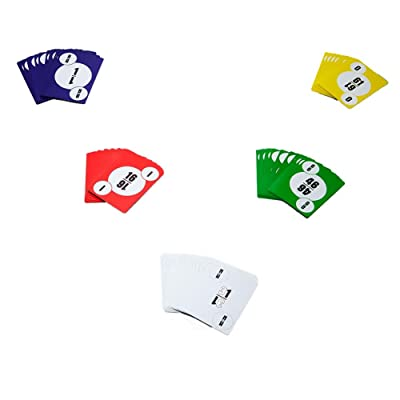 Professional Deck of Bingo Playing Cards: Toys & Games