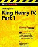 CliffsComplete King Henry IV, Part 1 (Pt.1)