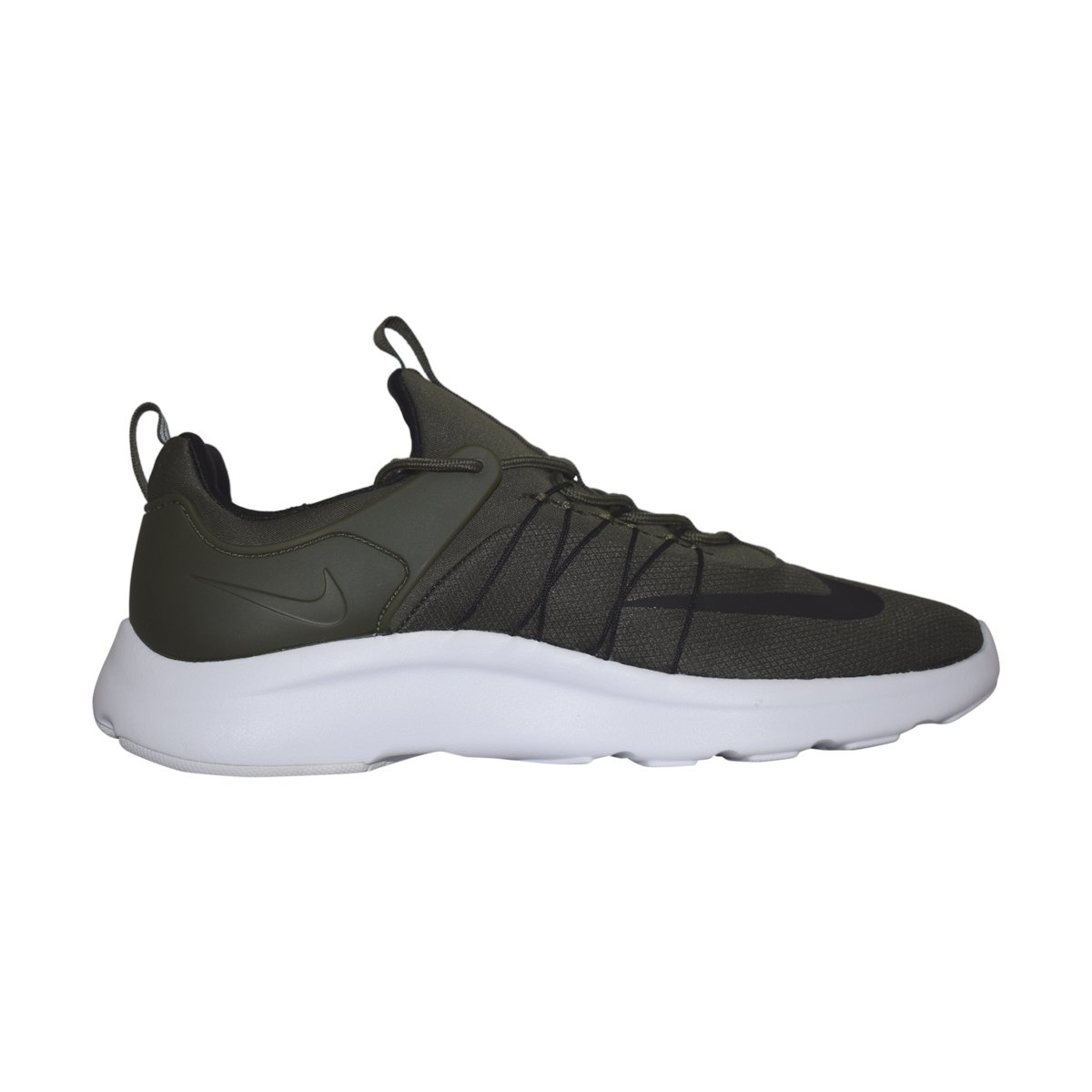 NIKE Men's Comfort Darwin Casual Shoes Lightweight Comfort Men's Athletic Running Sneaker B07D5M676Y 9.5 M US|Cargo Khaki / Black-white d03dc1