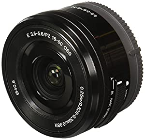 Sony SELP1650 16-50mm Power Zoom Lens