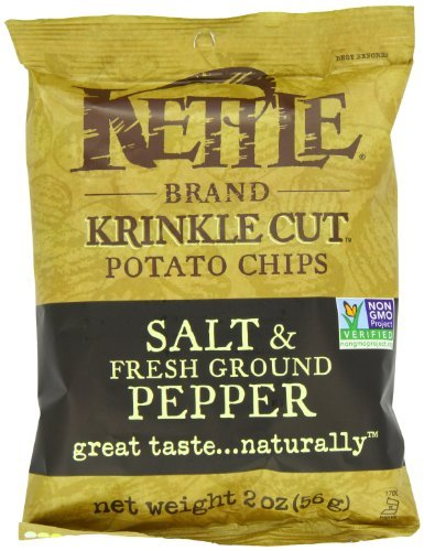 kette-brand-krinkle-cut-potato-chips-caddy-salt-and-fresh-ground-pepper-2-ounce-bags-6-count-by-kett