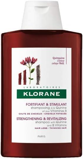 KLORANE Champú al Extracto de Quinina 200 ml: Amazon.es: Belleza