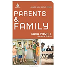 Parents And Family: Junior High School Group Study