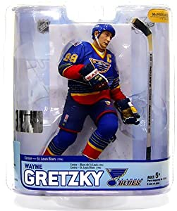 McFarlane: NHL Legends Series 5 - Wayne Gretzky 7 for the St. Louis Blues