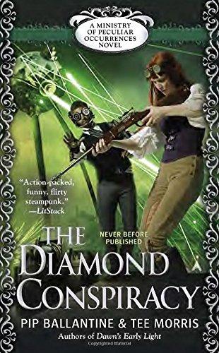book cover of The Diamond Conspiracy