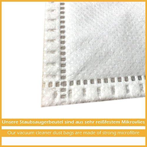 MohMus SET 10 Air Fresheners + 10 Vacuum Cleaner Dust Bags For VAX: 3-in-1 Multifunction, Multivax 6130, 6131, 6131T, 6131BLS