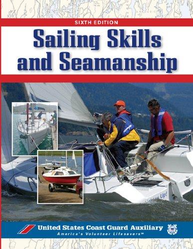 Sailing Skills & Seamanship, BOOK cover