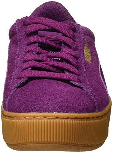 Platform Purple Puma Sneaker dark Dark Viola Vikky Purple Donna 45qP7wC