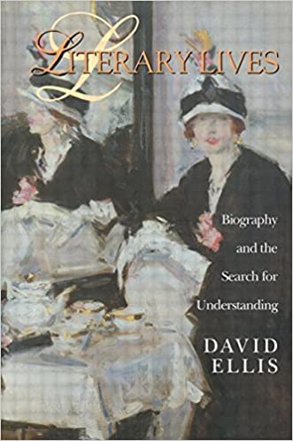 Book Literary Lives: Biography and the Search for Understanding by David Ellis (2002-09-01)