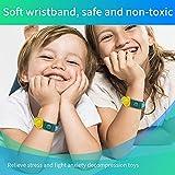 COOPEA Fidget Bracelet/ Silicone Wearable Push