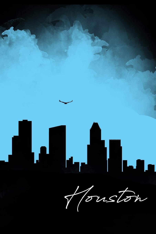 Houston: Travel Planning Journal, Vacation Planning Notebook