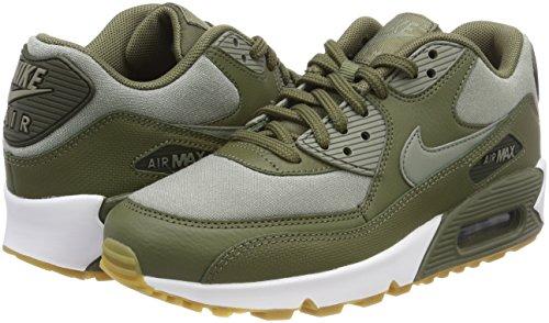 Ginnastica sequo Donna Air Max Da Stucco Verde Nike Scarpe medium 205 Olive dark 90 fXYqw