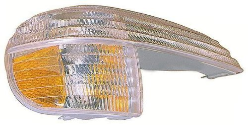 Depo 331-1524R-US Ford Explorer/Mercury Mountaineer Passenger Side Replacement Parking/Side Marker Lamp Unit (Mercury Radiator Mountaineer Replacement)