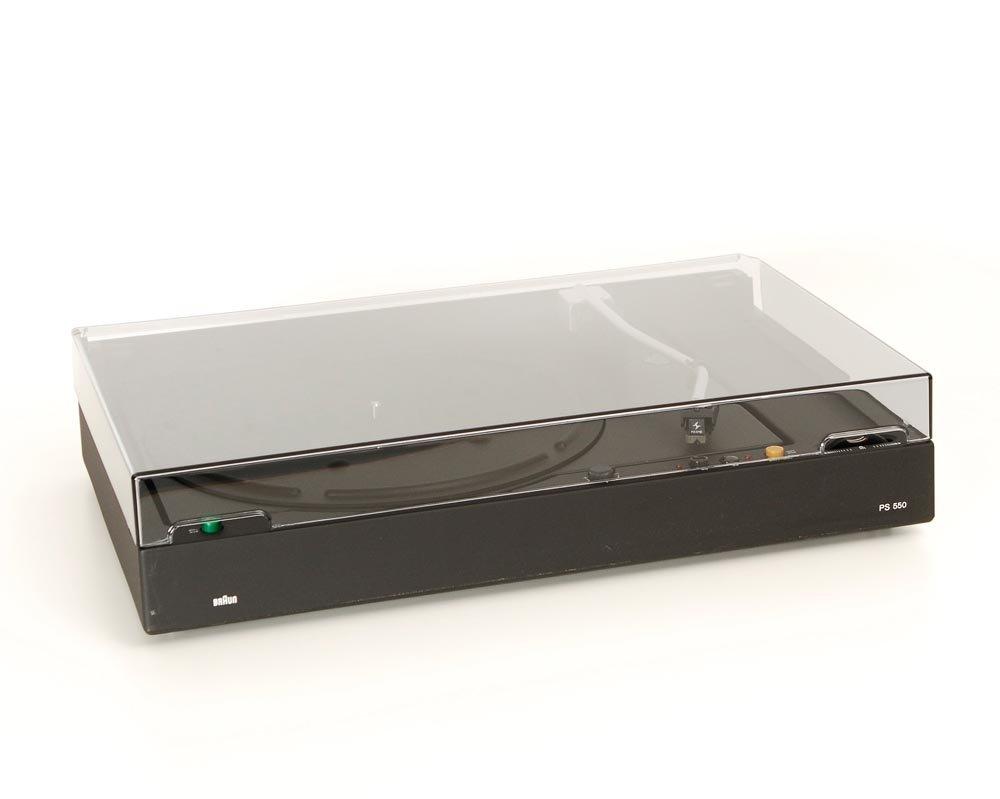 Marrón PS 550 Tocadiscos: Amazon.es: Electrónica