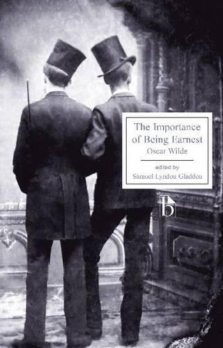 Book cover for The Importance of Being Earnest