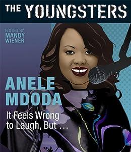 Who is anele mdoda dating games