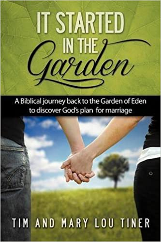 It Started in the Garden: A Biblical journey back to the Garden of ...