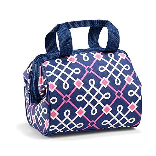 Fit & Fresh Charlotte Insulated Lunch Bag for Women, Navy Hilton Garden