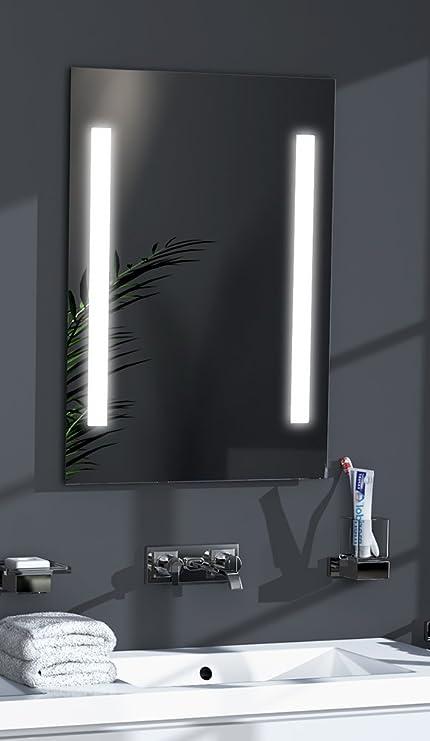 Beliebt Talos LED-Spiegel Sky– Warmweiß beleuchteter Spiegel für das UT08