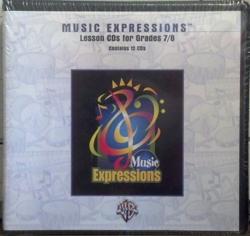 Music Expressions Grades 7-8 (Middle School 2) by Alfred Music