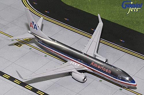 Gemini200 American Airlines B737-800 N921NN 1:200 Scale Diecast Model Airplane