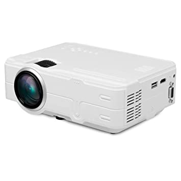 QLPP WiFi Home Theater Mini proyector MAX. 120