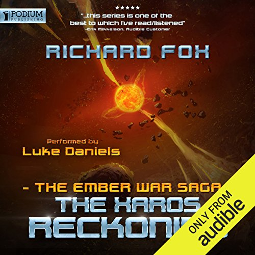 The Xaros Reckoning: The Ember War, Book 9