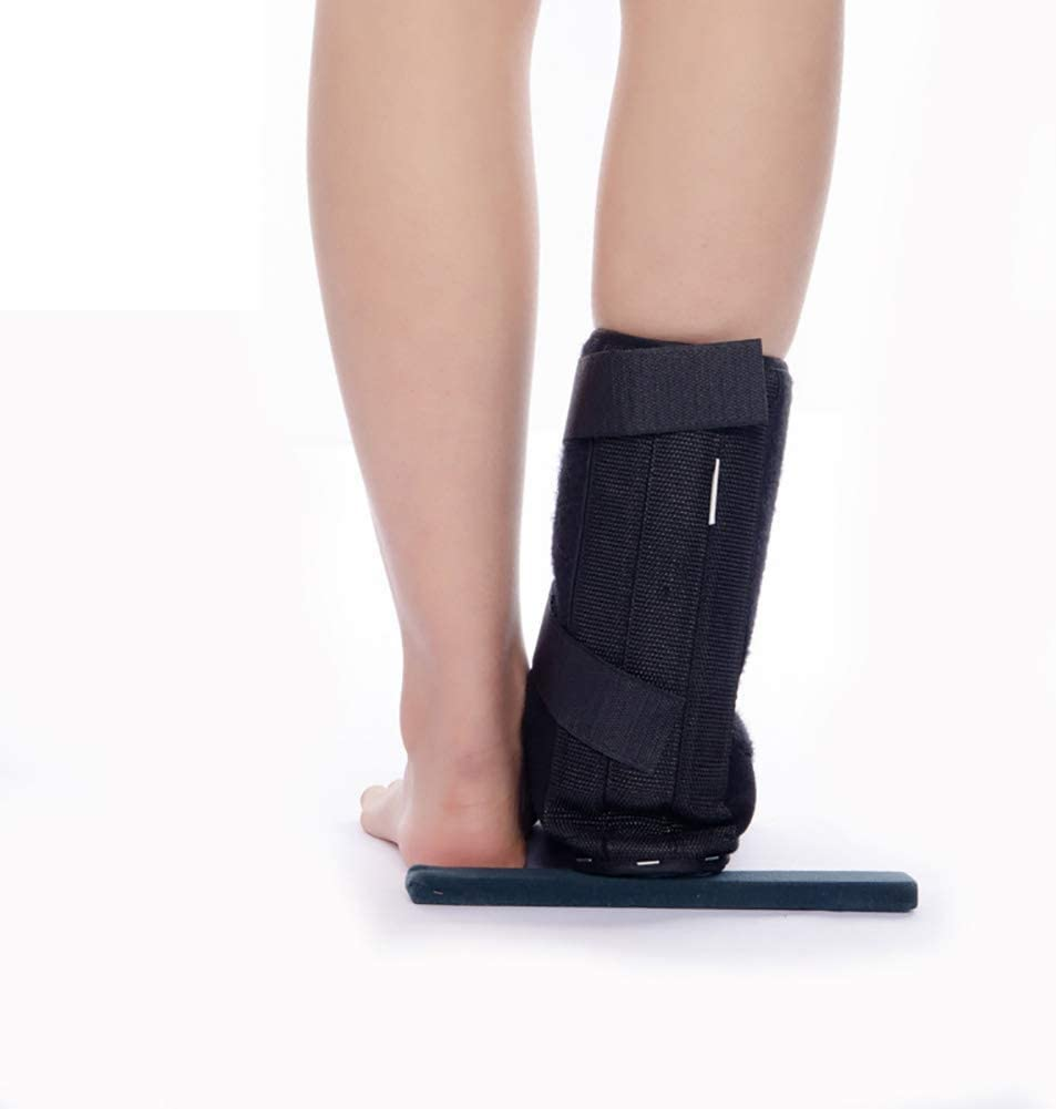 YWAWJ Adulto Fractura Walker rehabilitación ortopédica Zapatos Anti-rotación del Tobillo Fijación de Fractura de Tobillo Fijación Fascitis Plantar Estabilizador Alivia la inflamación