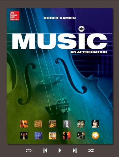 Loose Leaf for Music: An Appreciation with MP3 Download and Connect Access Card