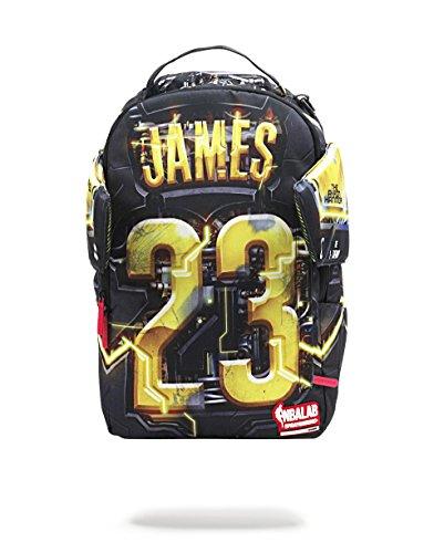 Fabric Lebron James (NBA LAB X Sprayground LeBron James Elysium Backpack)