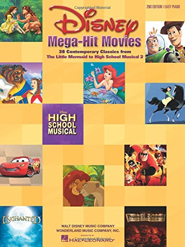 Dream Piano Sheet Music (Disney Mega-Hit Movies: 38 Contemporary Classics from The Little Mermaid to High School Musical 2)