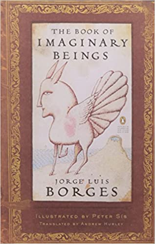 Image result for book of imaginary being borges