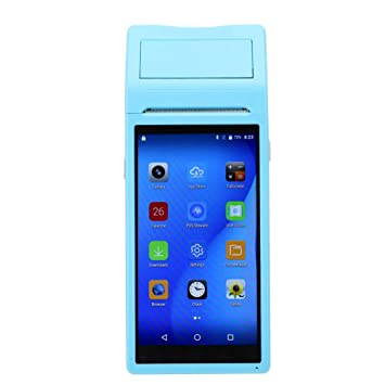 Impresora de recibos Bluetooth, impresora inalámbrica portátil ...