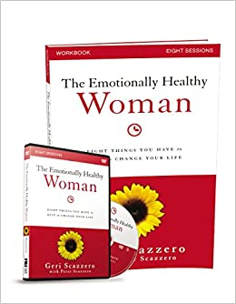 Book The Emotionally Healthy Woman Workbook with DVD: Eight Things You Have to Quit to Change Your Life