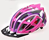 Giant Cycling Helmet Road Motor Bike MTB Team Cycling Motor Helmet for Men Women red purple