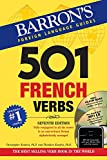 img - for 501 French Verbs: with CD-ROM and MP3 CD (501 Verb Series) book / textbook / text book