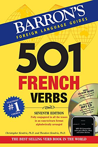 501 French Verbs W/Cd
