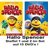 Hallo Spencer - Staffel 1+2 im Set - Deutsche Originalware [13 DVDs]