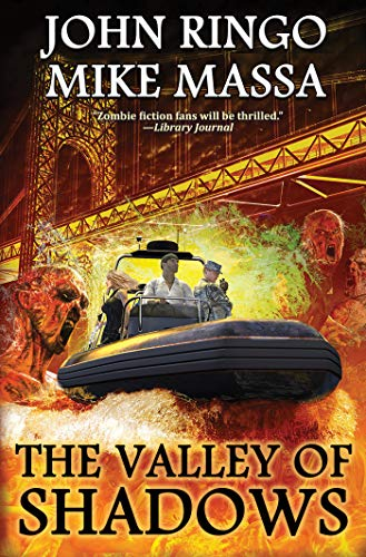 (The Valley of Shadows (Black Tide Rising Book 6))
