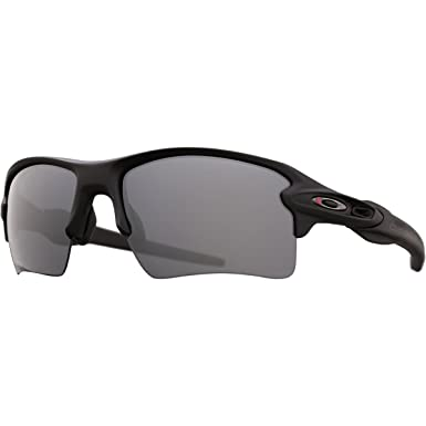 38dd1be842 Oakley Flak Jacket 2.0 XL Sunglasses - Men s Satin Black Black Iridium