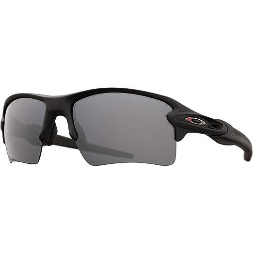 Oakley Flak Jacket 2.0 XL Sunglasses - Men s Satin Black Black Iridium, One  Size af50b7fda027