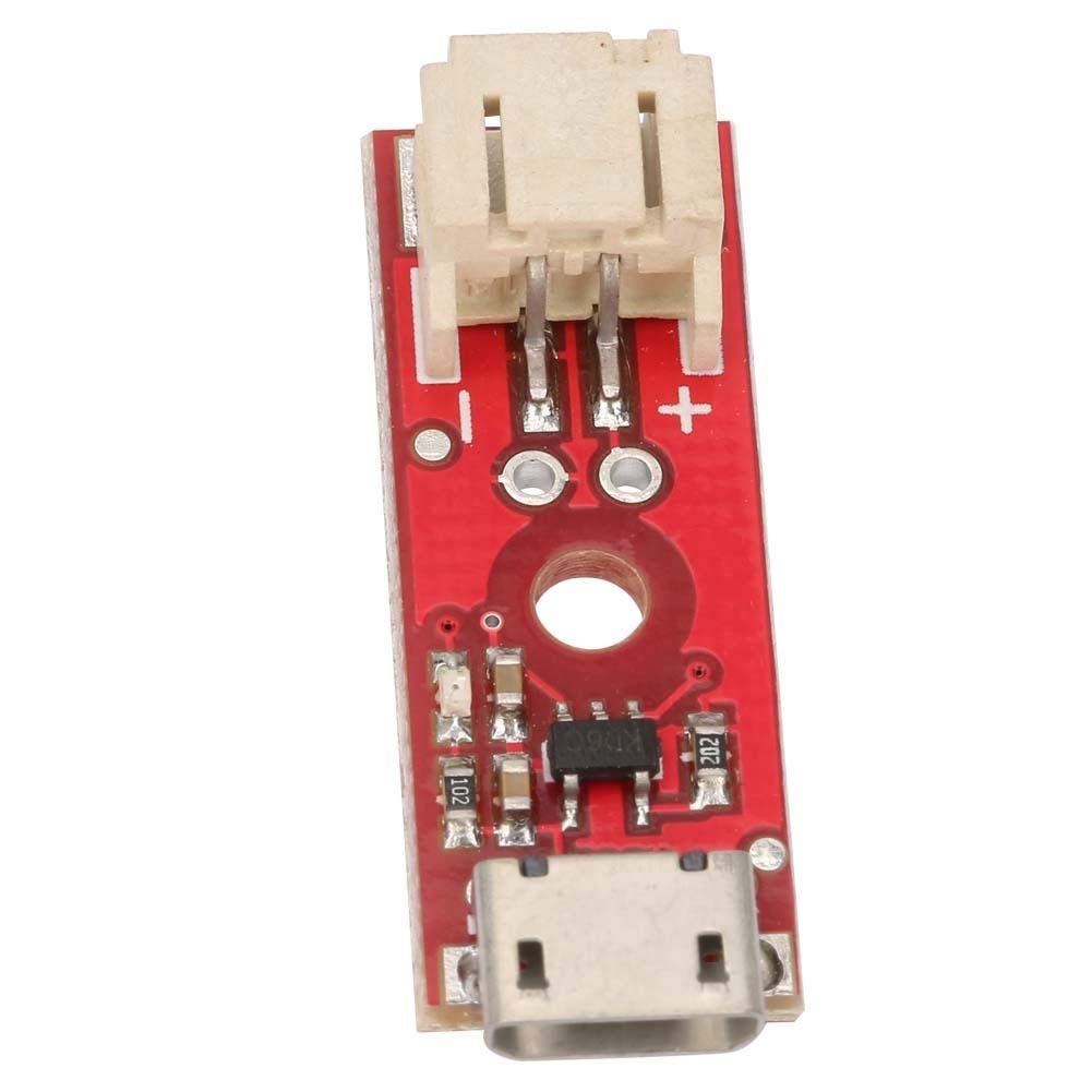 Lithium Battery Charger Module LiPo Charger Basic Micro-USB 3.7V 500mA