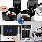 Aicook-Macchina-Caffe-Macchina-per-Caffe-Americano-Programmabile-con-Indicatore-LED-Pulsanti-Touch-Intensita-dellAroma-Regolabile-e-Controllo-Te